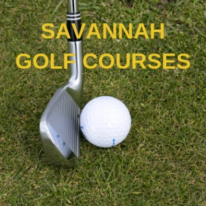 Savannah Golf Courses
